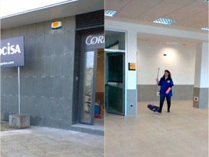 Nueva oficina de correos en baiona rotil limpiezas y for Oficina de empleo pontevedra