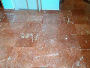 Reparación mármol en Nigrán, Rotil