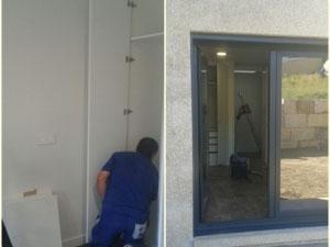 Limpieza chalet Vigo, Rotil
