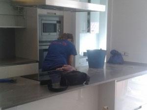 Limpieza piso reforma Pontevedra, Rotil